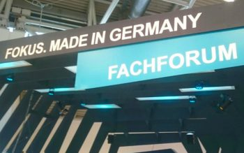 Fachforum Made in Germany
