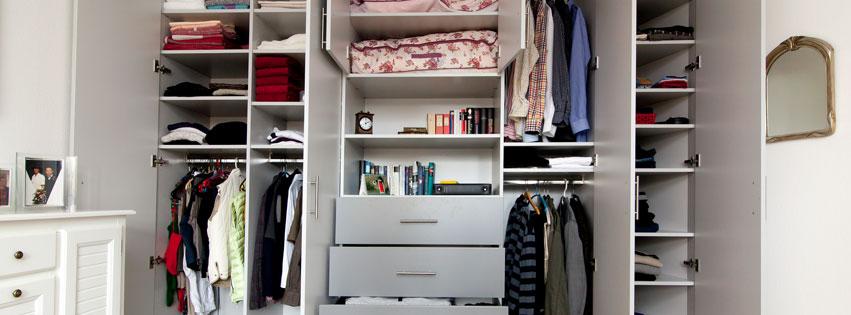 Aufräumen leicht gemacht: Tipps für Ordnung im Kleiderschrank