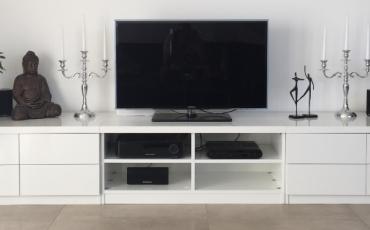 TV Möbel in verschiedenen Ausführungen
