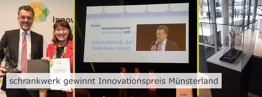 Innovationspreis Münsterland