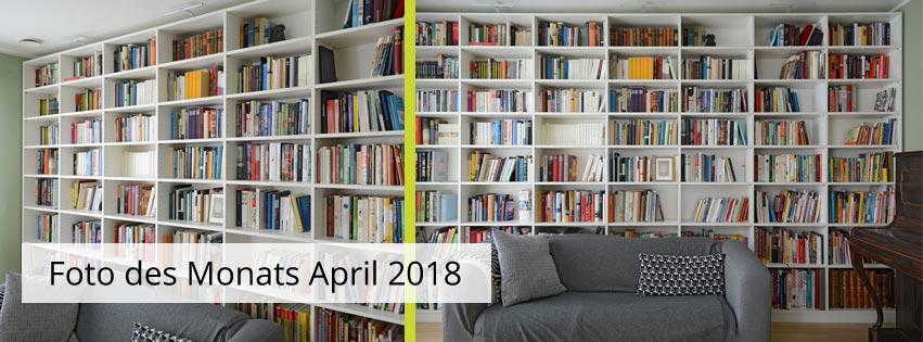 Foto des Monats April 2018