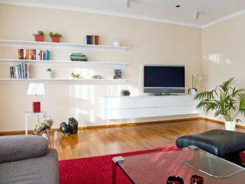 TV Lowboard mit hochglanz Optik
