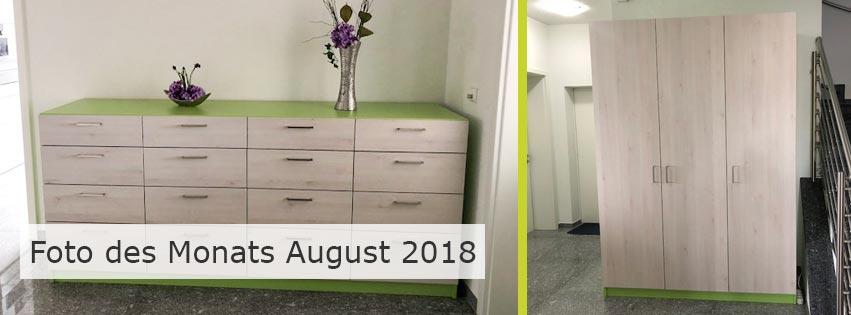 Foto des Monats August 2018