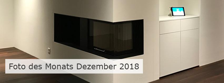 Foto des Monats Dezember 2018