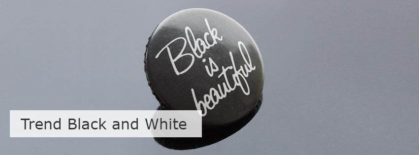 Trend Black and White