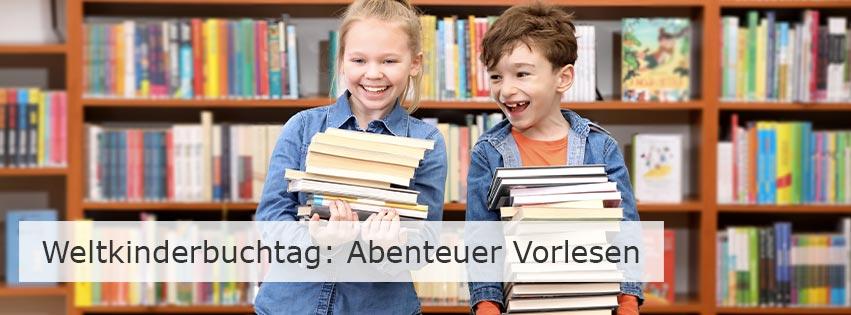 """Weltkinderbuchtag 2019: Abenteuer Vorlesen - Buchtipp und Gewinnspiel: """"Ferien im Schrank"""""""