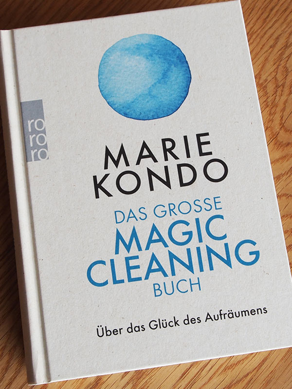 Magic Cleaning das Buch von Marie Kondo