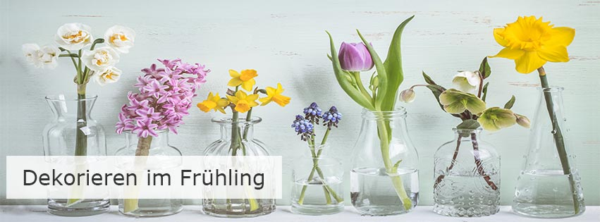 Einrichtungstipps zum Frühlingsanfang