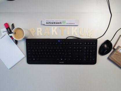 Online-Marketing Praktikum bei schrankwerk.de - Ein Erfahrungsbericht