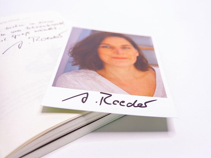 Signatur Annette Roeder