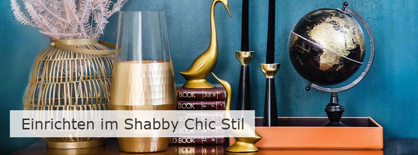 Perfekt im Unperfekten: Einrichten im Shabby Chic Stil