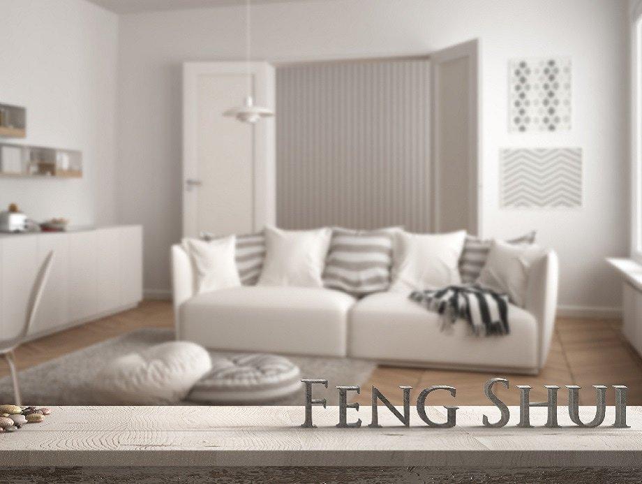 Raumbeleuchtung nach den Lehren des Feng Shui
