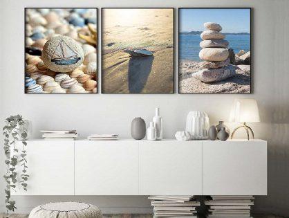Long Island-Stil: So bekommen Sie Beachfront-Atmosphäre ins Haus