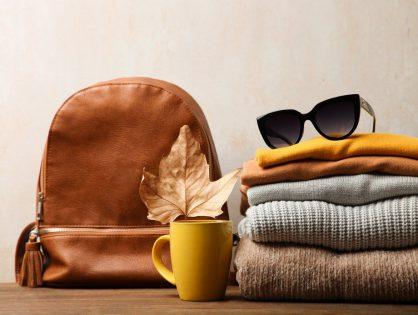 Machen Sie den Kleiderschrank fit für den Herbst - diese 5 Dinge müssen Sie tun
