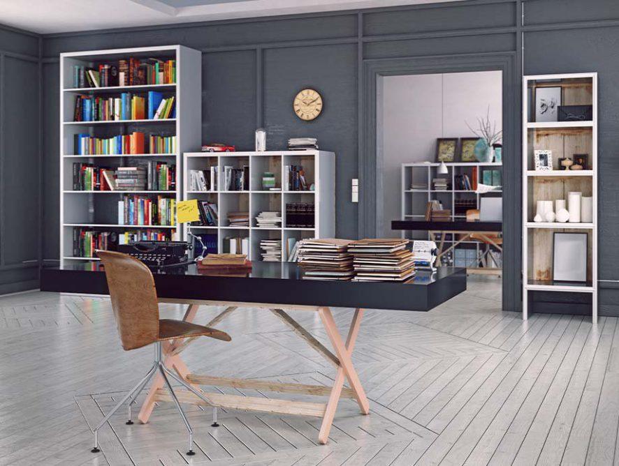 Home-Office einrichten – 5 clevere Tipps für die richtigen Büromöbel