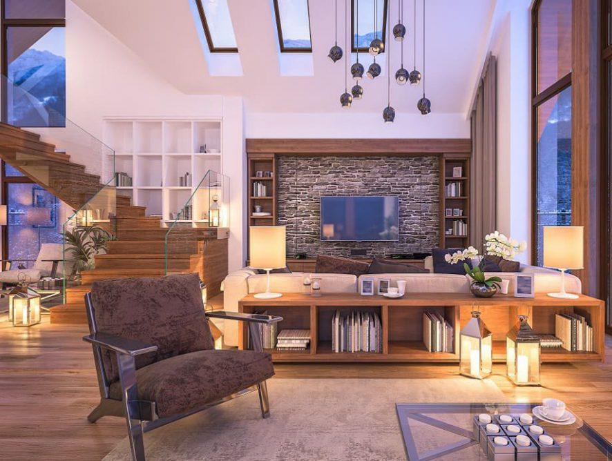 Wohnideen für ein skandinavisches Design