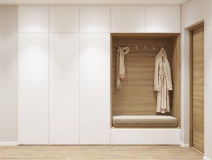 Hereinspaziert: Tipps für den perfekten Garderobenschrank im Flur