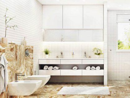 Acht Tipps zur Organisation im Badezimmer