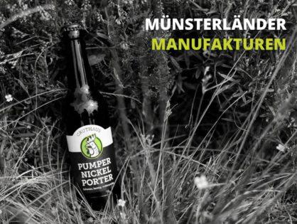 Historische Bezüge und regionale Zutaten: Die Brauerei Gruthaus aus Münster