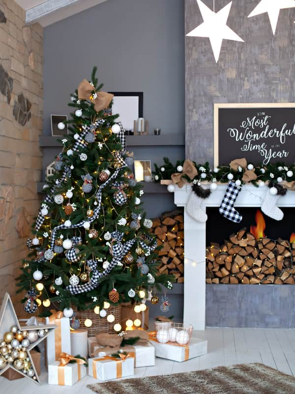 weihnachtsdekoration-wohnzimmer