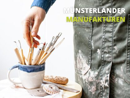 Handgemachtes im Küchenschrank: Töpfermanufaktur ClayHaus
