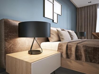 Minimalistischer Luxus im Schlafzimmer: Mit stilvollen Möbeln das Schlafzimmer aufwerten