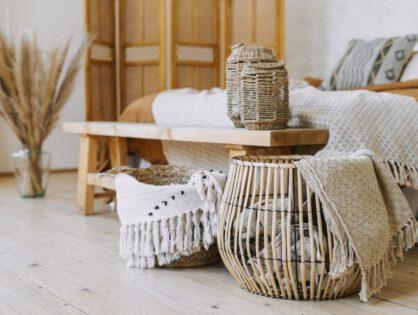 Nachhaltige Wohnräume: Alles rund um den Bambus-Trend