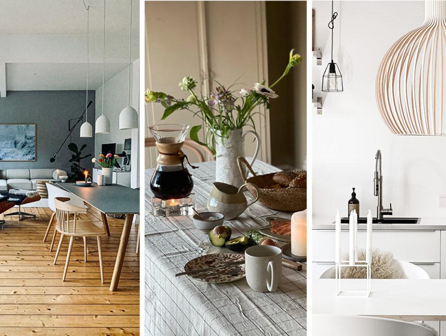 3 Instagram Interior Accounts zur Inspiration für Ihr Zuhause