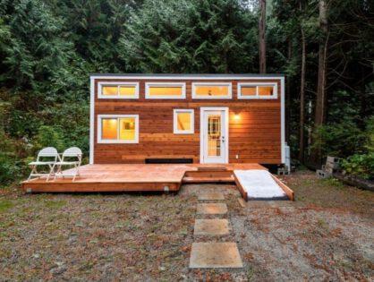Tiny House: Wohnen auf kleinstem Raum