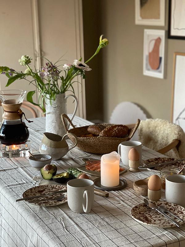 Der Frühstückstisch bei schoene_kleine_welt