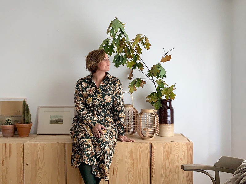 Portrait von Tina Stroetmann