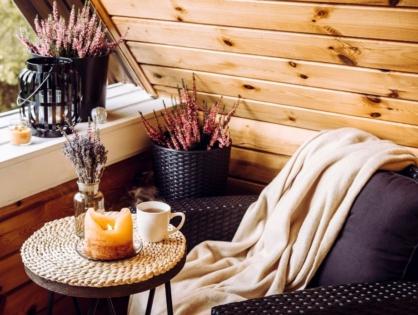 Balkon dekorieren: Zauberhafte Ideen für den Spätsommer