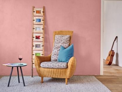 Wände mit Kalkfarbe streichen – eine ökologische Alternative