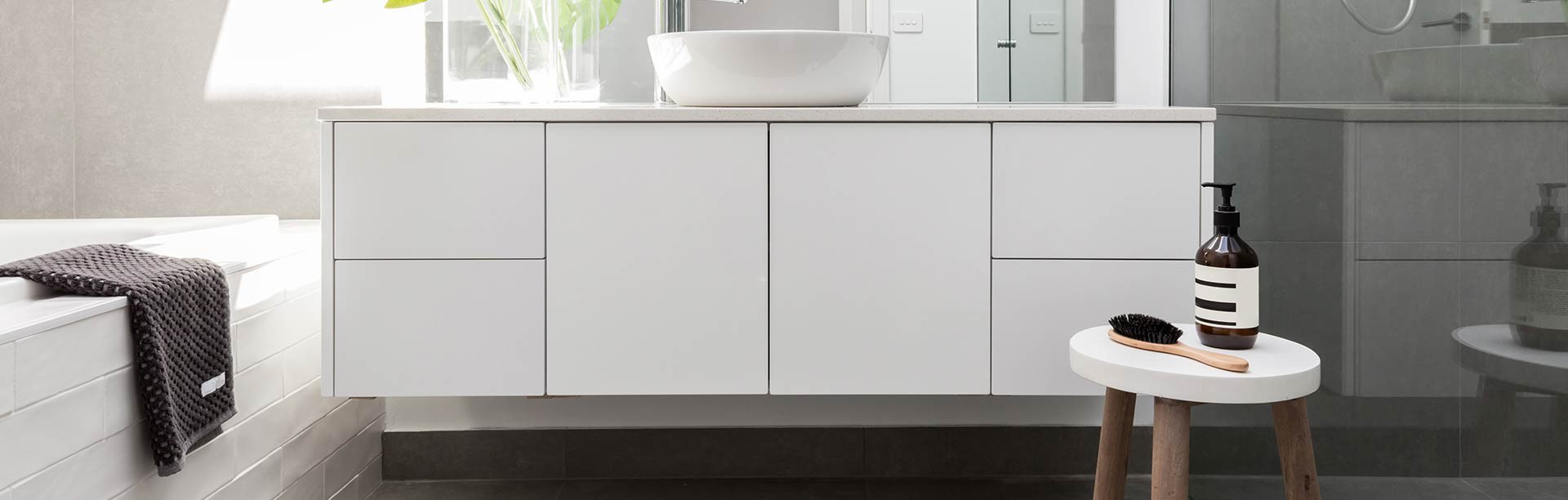 Badezimmerschank nach Maß - konfigurieren und bestellen | schrankwerk.de