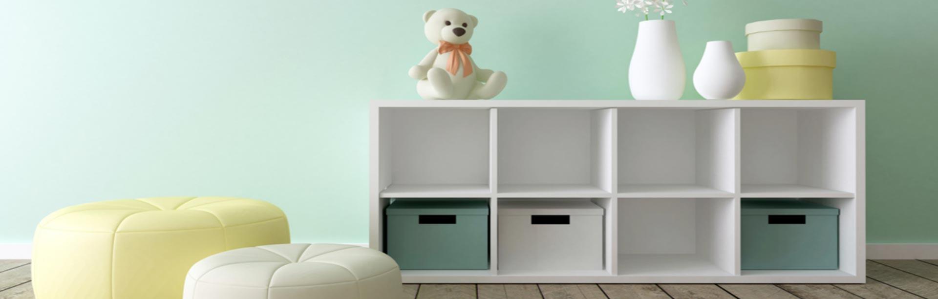 Regal im Kinderzimmer maßgenau online planen | schrankwerk.de