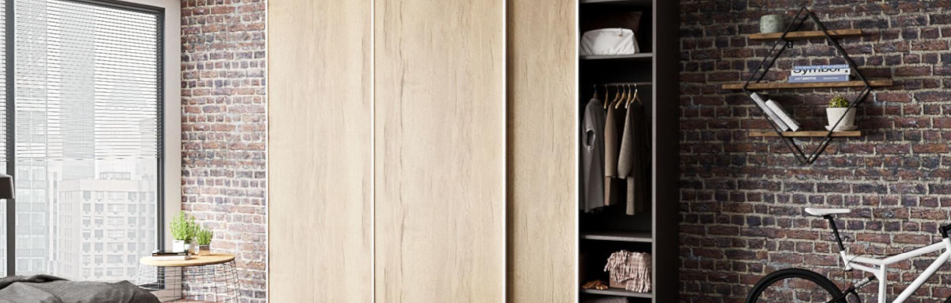 Möbel mit Schiebetüren nach Maß online planen | schrankwerk.de
