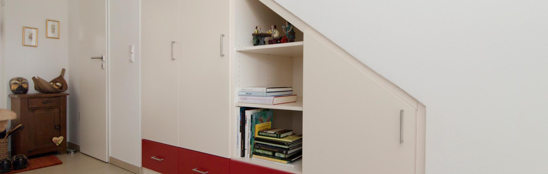 Kleiderschrank für Dachschrägen online planen | schrankwerk.de