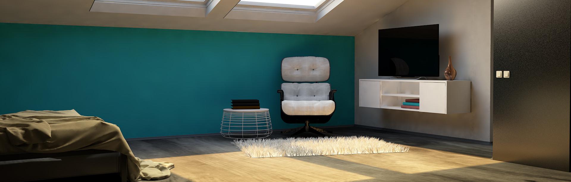 Regal im Schlafzimmer maßgenau online planen | schrankwerk.de