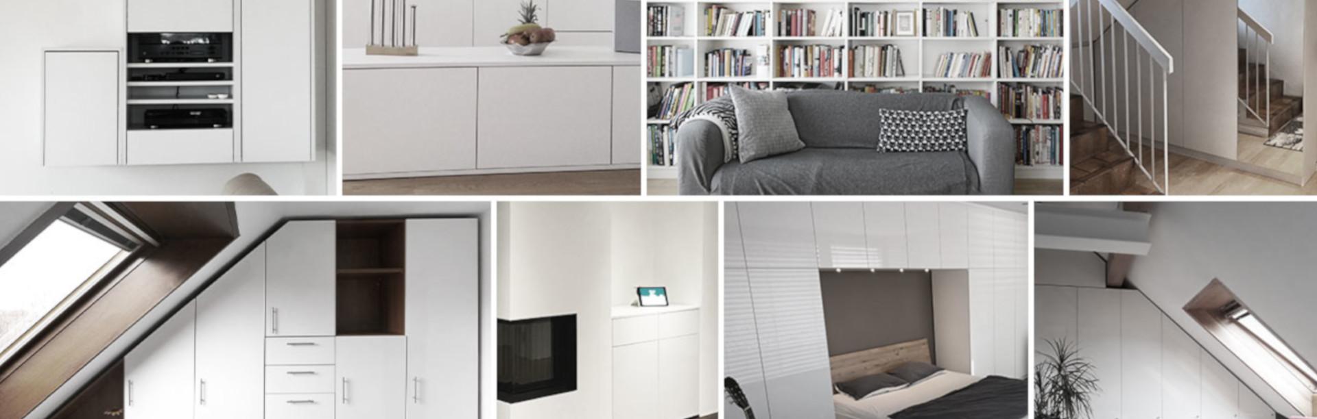 Möbel nach Maß individuell online planen | schrankwerk.de